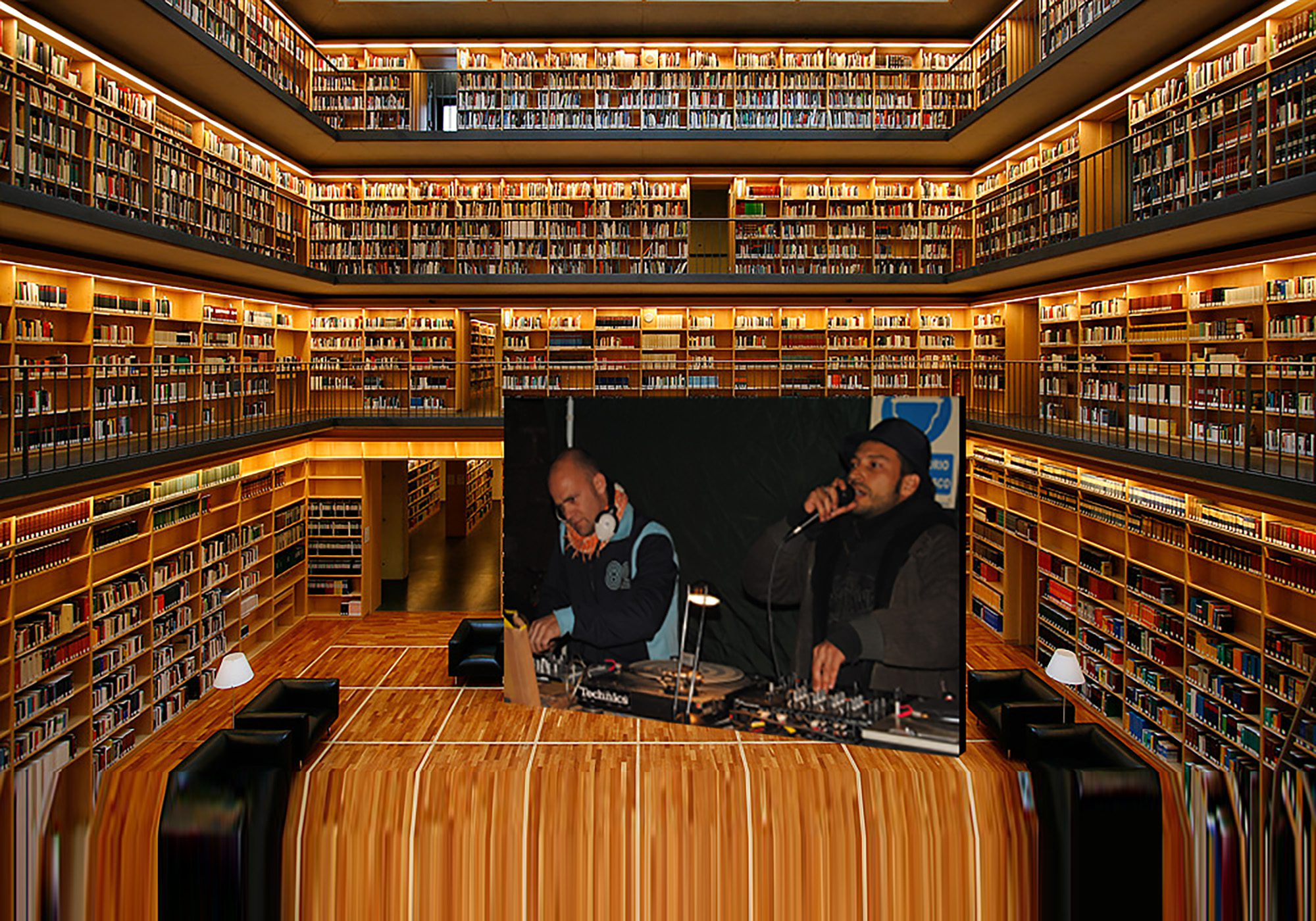 dj libraries